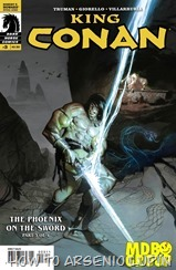 King Conan - The Phoenix in the Sword #03