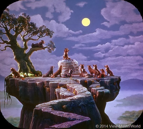 View-Master Jungle Book (B363): Scene 1