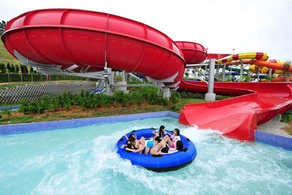 LEGOLAND Water Park - Red Rush