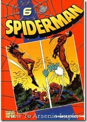 P00007 - Coleccionable Spiderman #6 (de 50)