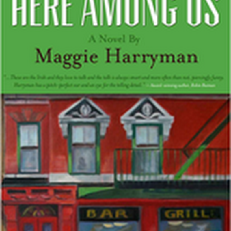 Orangeberry Book of the Day - Here Among Us - Maggie Harryman