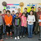 WBFJ Community Insurances Hometown Contest Winner - Mrs. Clines Class - Oak Grove Middle School -