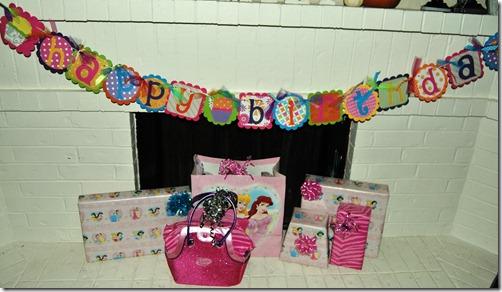 Hannah's 5th Birthday 018