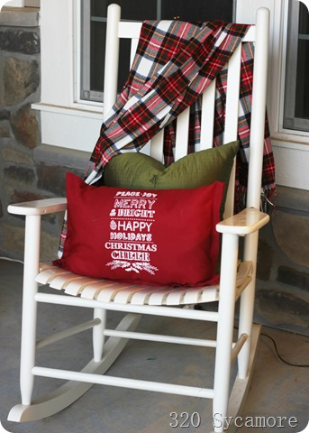 rocking chair front porch 320 sycamore