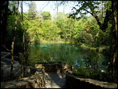 Checking out Ichetucknee Springs SP 259