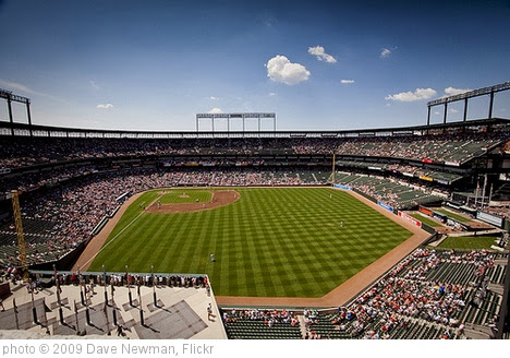 'Camden Yards' photo (c) 2009, Dave Newman - license: http://creativecommons.org/licenses/by/2.0/