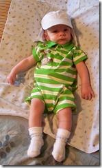 Edward 3 months old