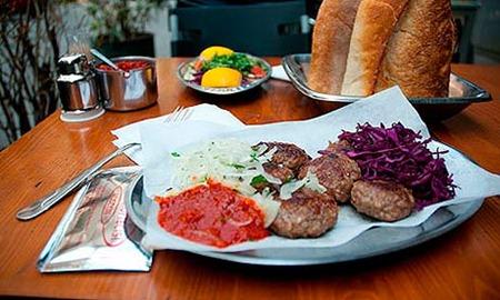 وجبات تركية