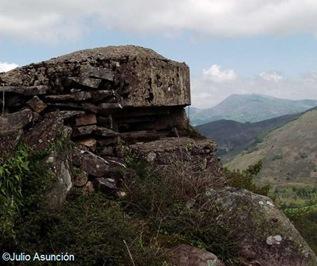 Búnker de Urkitze - Elizondo -Valle de Baztán