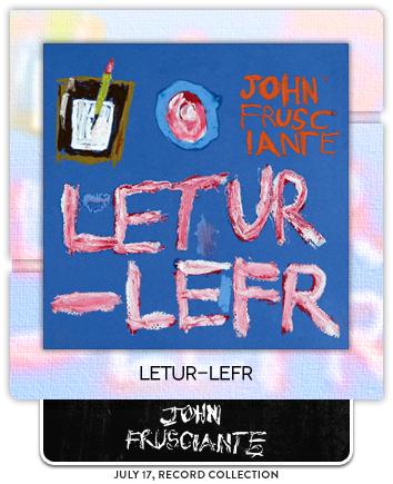 Letur-Lefr by John Frusciante