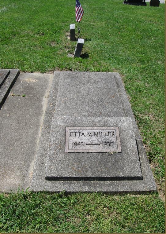 Etta M. (Irwin) Miller