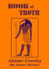 Cover of Aleister Crowley's Book The Book Of Thoth