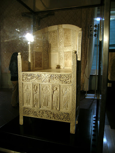 Cathedra Of Maximian