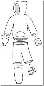 disfraz elefante para niños (5)