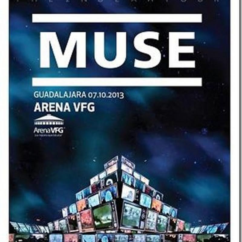MUSE EN GUADALAJARA 2013