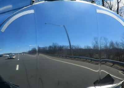 Tanker view