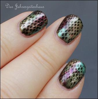 Reptile Schlangen Nails 7