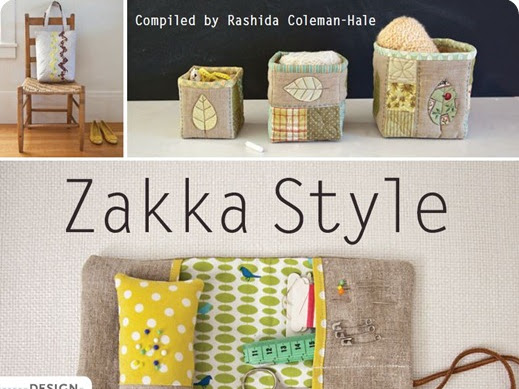 My attempt at Zakka Style