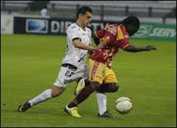 Once Caldas vs Deportes Tolima