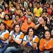 El acto contó con una masiva asistencia de mujeres de Guayaquil y de los cantones donde Centro Democrático tiene centrales abiertas