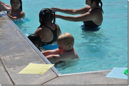 06-21-11 Zane swim lessons 18