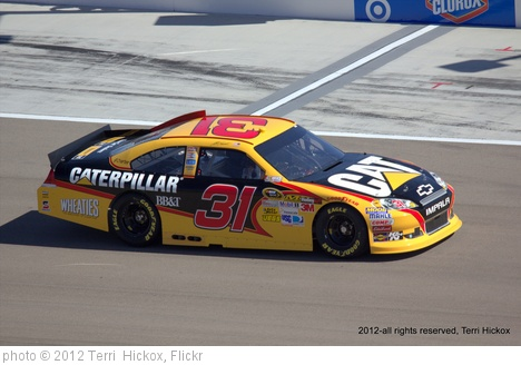 'Jeff Burton 2012 LVMS' photo (c) 2012, Terri  Hickox - license: http://creativecommons.org/licenses/by-nd/2.0/