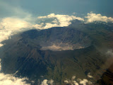 Tambora from above (Nick Hughes, June 2008)