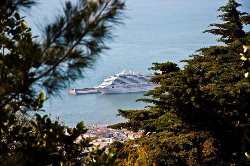 День пятый. Фуншал. Costa Concordia. Мадейра. Круиз. Корабль достоин восхищения, как размерами, так и статью.