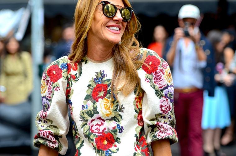 NobodyKnowsMarc.com Gianluca Senese Milan Fashion Week street style anna dello russo dolce & gabbana