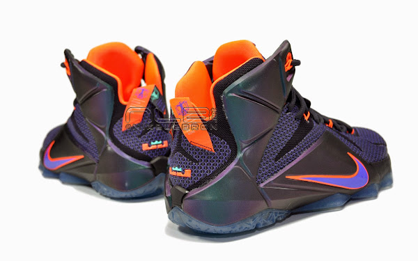 The Showcase Nike LeBron XII 12 Instinct