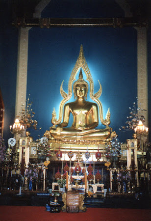 Imagini Bangkok: statuie Buddha
