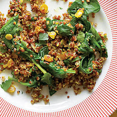 Spiced Lemon Quinoa