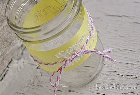 Mason Jar Decorate