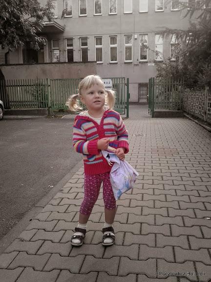 Zosia - przedszkolaczek