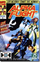 P00003 - Alpha Flight nº003  howto