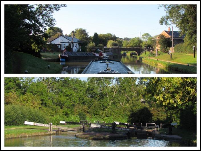 2 hillmorton Locks