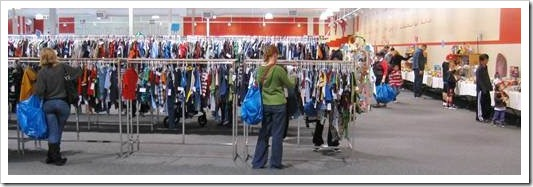 Baby's bottom dollar consignment sale 2
