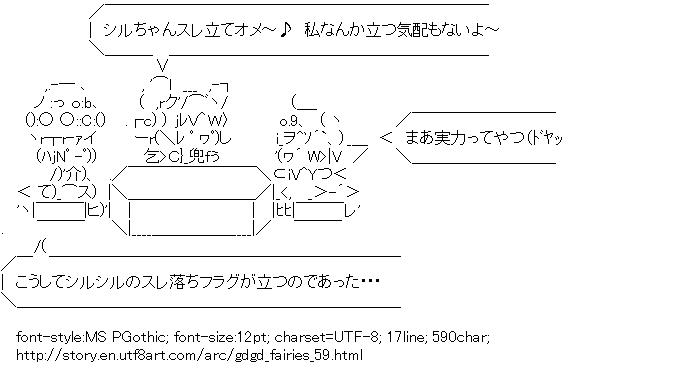 gdgd Fairies,Pikupiku,Shirushiru,Korokoro