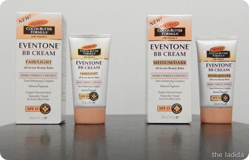 Palmer's Eventone BB Cream (1)