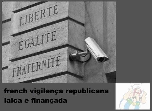 vigilança republicana