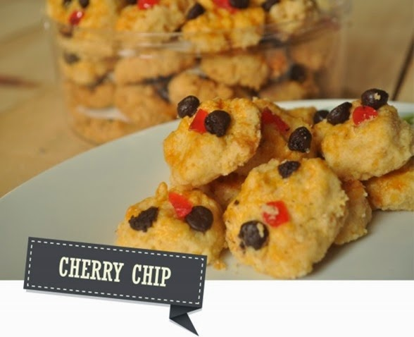 izzuelicious cherry chip