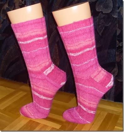 2014_02 Socken Blender mit pink (1)