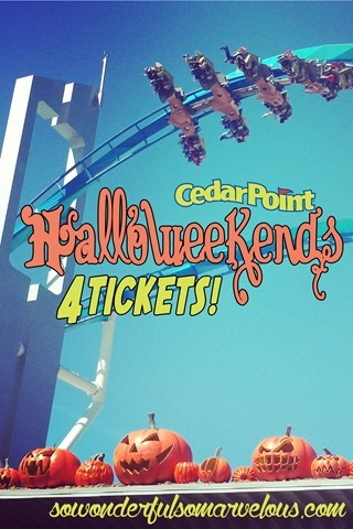 Cedar Point Giveaway