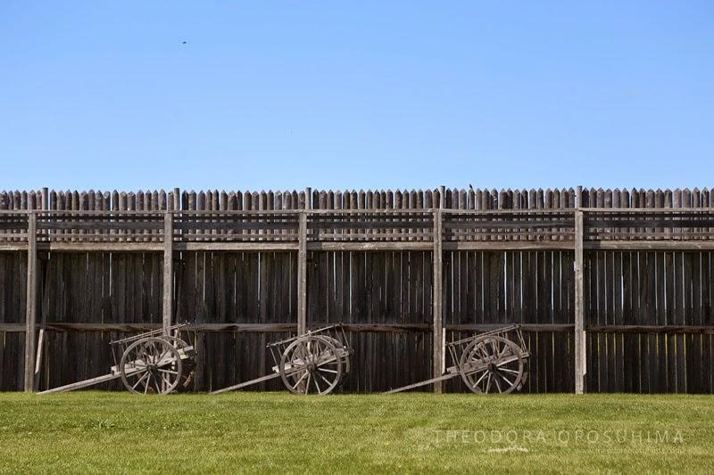 fort carlton 18