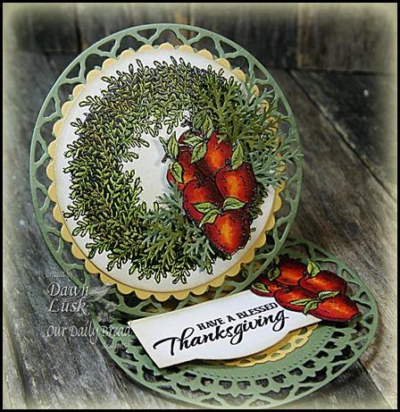 ODBD, Apple Wreath