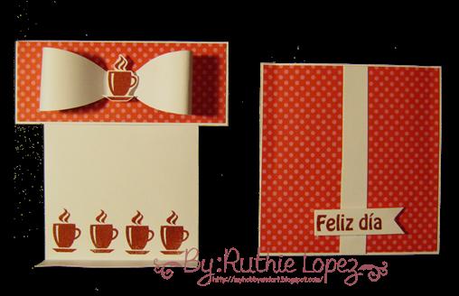 Tarjeta regalo - Ruthie Lopez - Dilo en espanol - Jardin de Ideas
