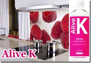 Alive™ K Средство для удаления жира на кухне