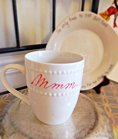 mmm... mug