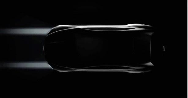 Primeiro teaser do novo Audi A9