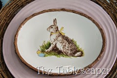 Rustic Rabbits Easter Tablescape - The Tablescaper11